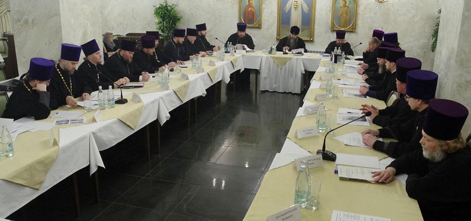 Митрополит Георгий встретился с настоятелями храмов благочиний Арзамаса и Арзамасского района