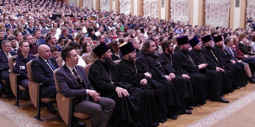 Представители благочиния приняли участие в I епархиальном молодежном съезде