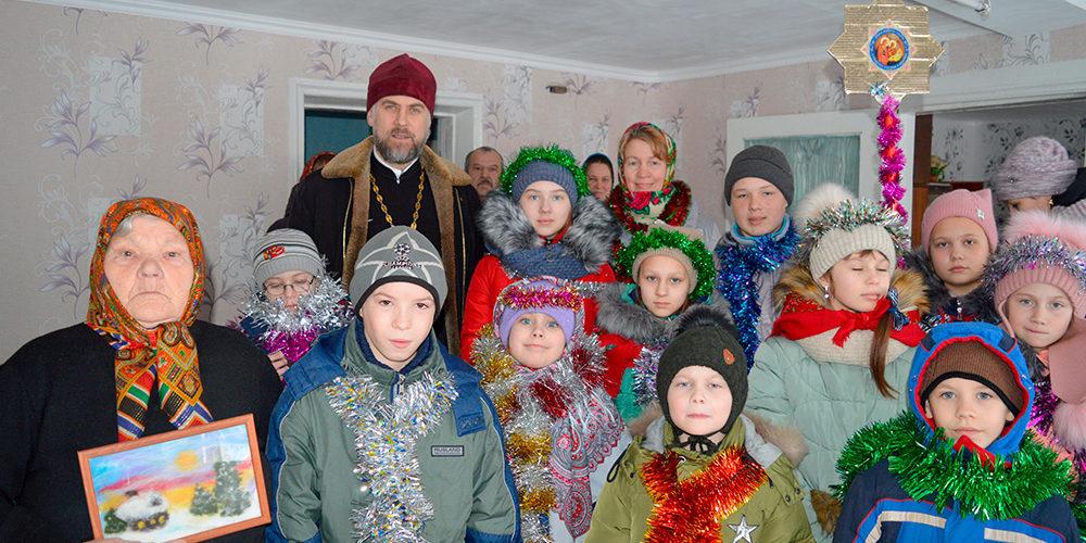 В Арзамасском районе прошли акции «Подарим детям Рождество» и «Рождество в каждый дом»
