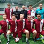 Команда «Горлица» приняла участие в турнире «Кубок святого князя Димитрия Донского» по футболу