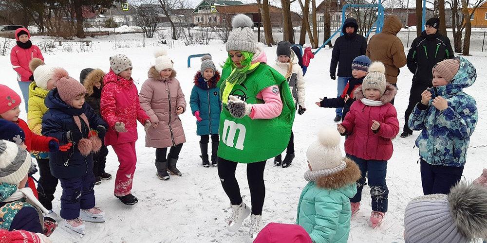 Православная молодежь организовала в Абрамове День здоровья