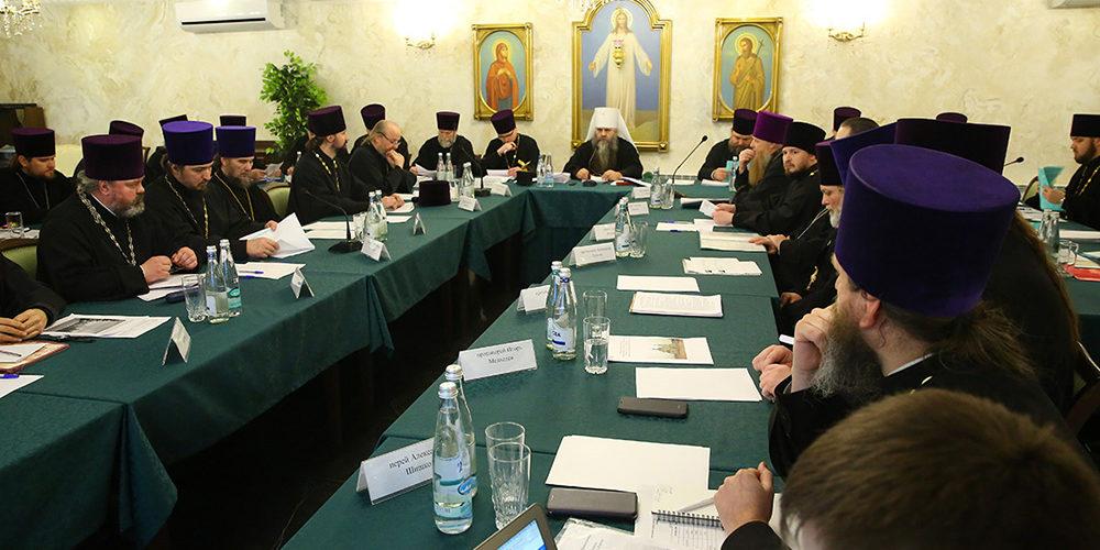 Управляющий Нижегородской епархией встретился с благочинными и настоятелями храмов округов Арзамасского района и города Арзамаса