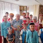С Днем Жен-мироносиц поздравили жительниц Красного