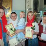 Прихожанок храмов Арзамасского района поздравили с Православным женским днем
