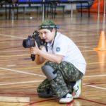 Команда «Горлица» приняла участие в турнире по спортивному лазертагу «Победоносец»