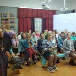 Состоялось заседание киноклуба «Логос», посвященное Дню Жен-мироносиц